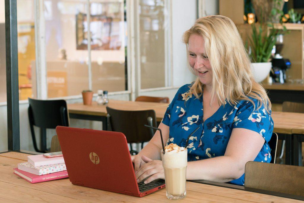 acht redenen waarom ik van bloggen houd