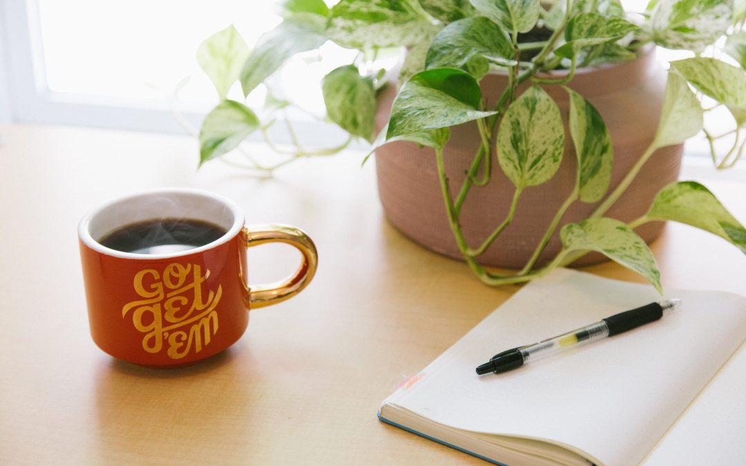 Hoe vind ik tijd om content te schrijven?