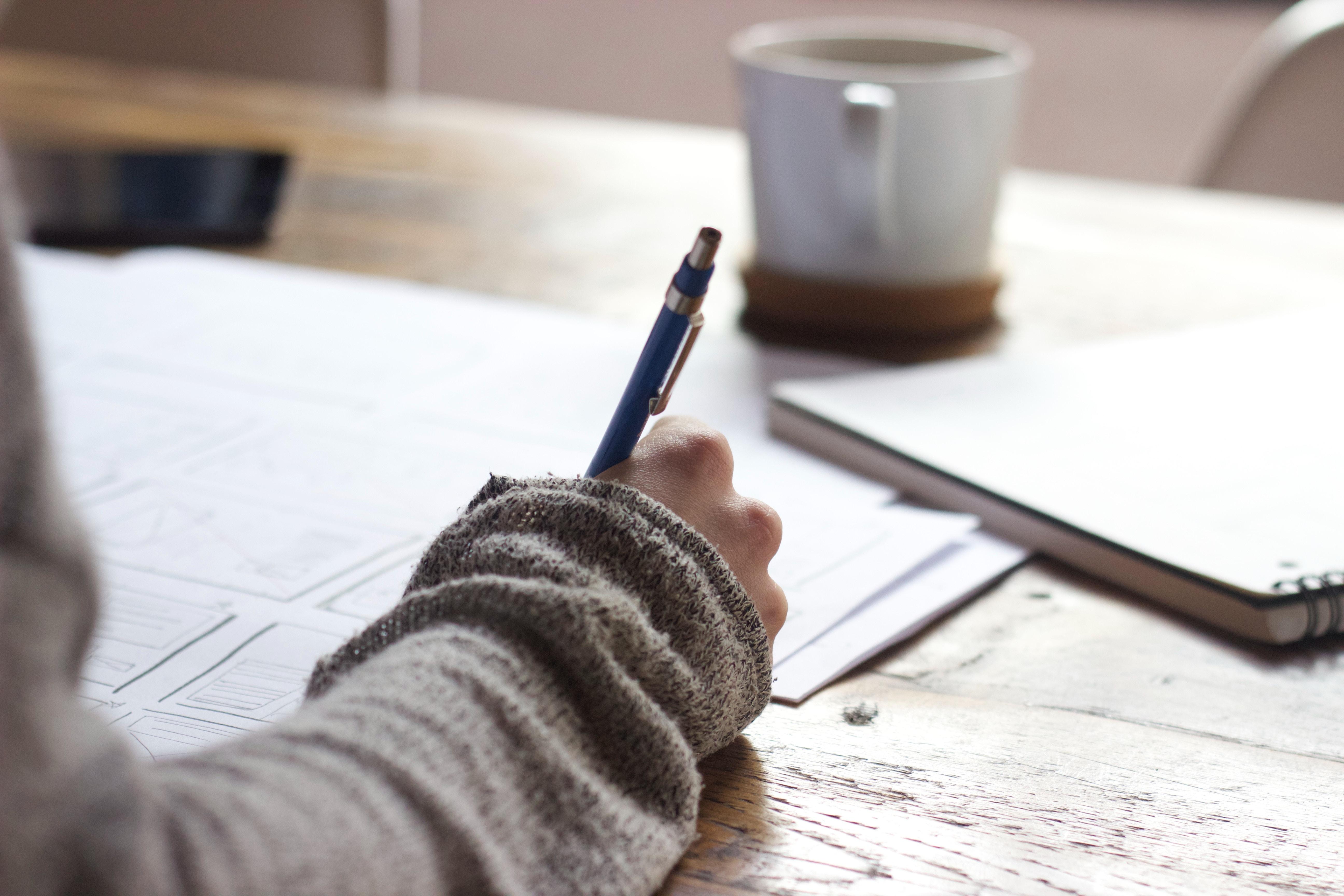 Tips om tijd vrij te maken voor content schrijven