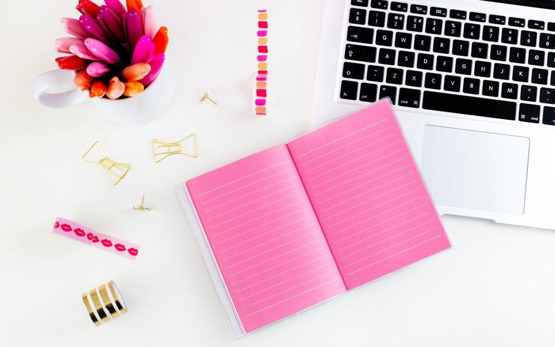 De online samenwerking tussen blog & nieuwsbrief