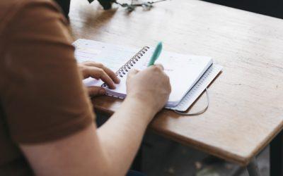 Deze 9 schrijftips helpen je met het schrijven van een blog